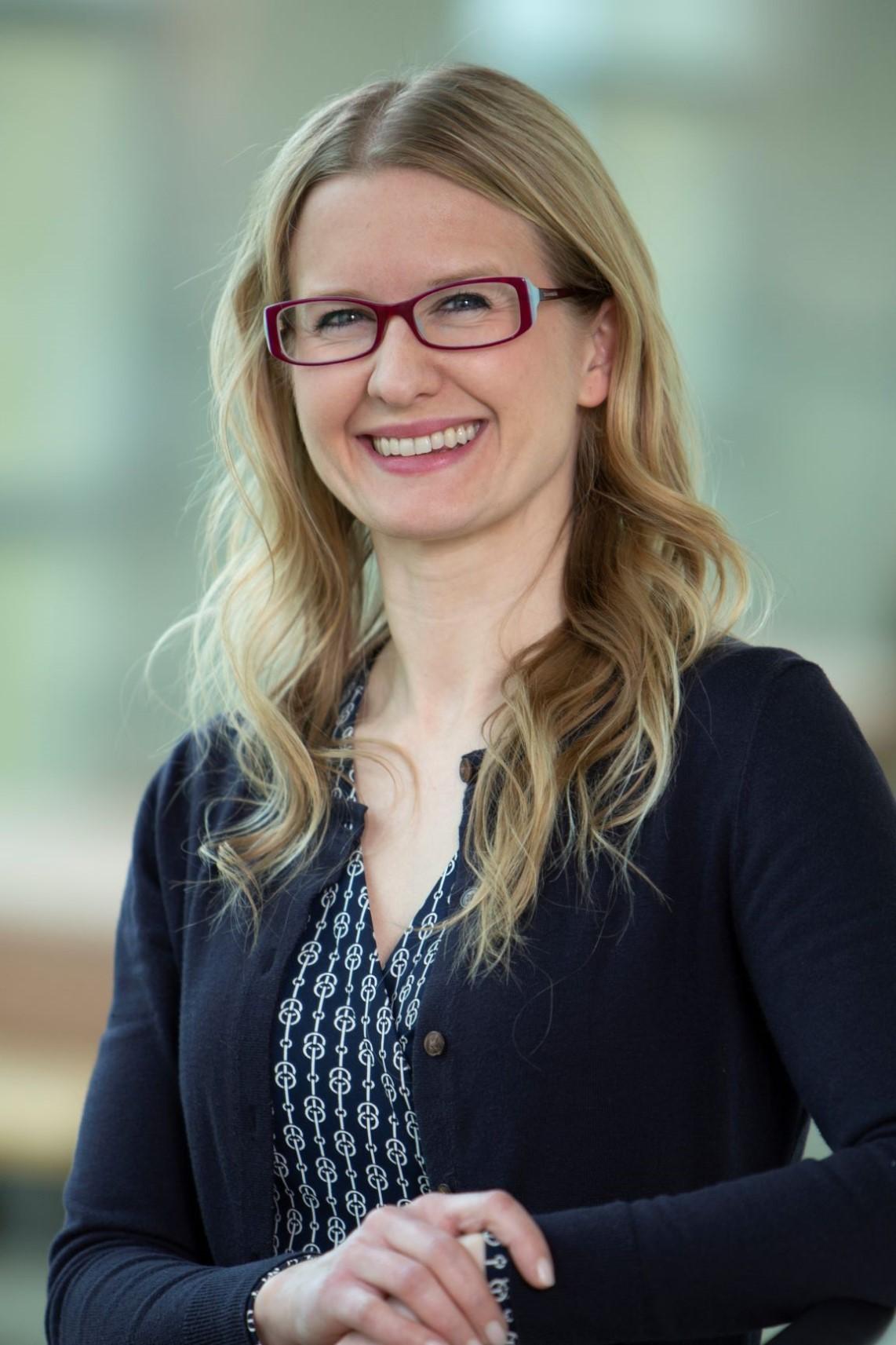 Kristina Legget,  PhD, MA
